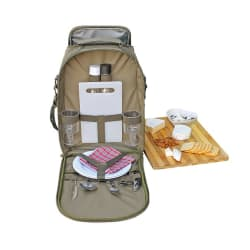 Camp Cover picnic shoulder bag 2 person unkitted