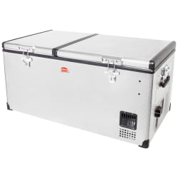 Snomaster 92.5 Litre AC/DC Low-Profile Fridge/Freezer
