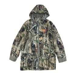 Wildebees Men's Camo Bush Jacket