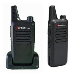 Zartek TX-8 Two-Way Radio Twinpack