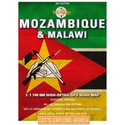 Mozambique/Malawi Map