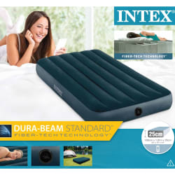 Intex Sage Downy Twin Airbed with Fiber-Tech