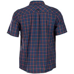 First Ascent Men's Madras Short Sleeve Shirt