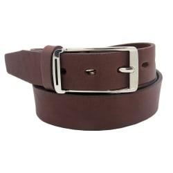 Saddler Women's Stitch Detail Leather Belt