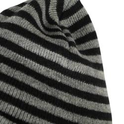 360 Degrees Striped Turn-up Beanie