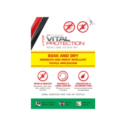 Vital Soak and Dry 20ml Sachets