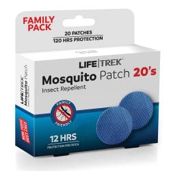 Lifetrek Mosquito Patch 20's