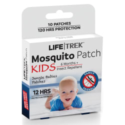 Lifetrek Mosquito Kids Patch 10's