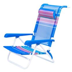 7-Level Reclining Beach Chair