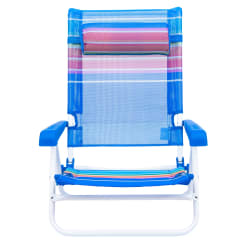 7-Level Reclining Beach Chair