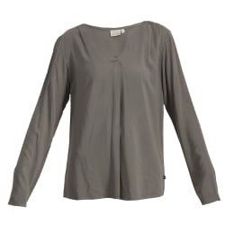 African Nature Women's Pleated Long Sleeve Shirt