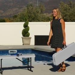 Lifetime 1.8m Folding Single Bench