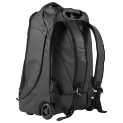 First Ascent Voyage 45L PVC Trolley Bag + Backpack