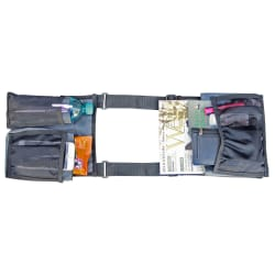 Camp Cover Gear Saddle Bag Universal