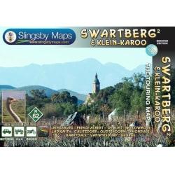 Slingsby Swartberg & Klein Karoo Touring Map