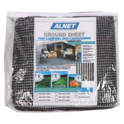 Alnet Netted Groundsheet 3.6 x 3m(Grey)