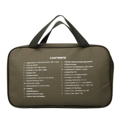 360 Degrees Comprehensive First Aid Kit