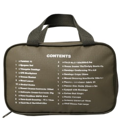 360 Degrees Versatile First Aid Kit