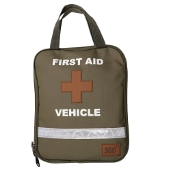 360 Degrees Vehicle First Aid Kit