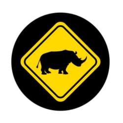 Rhino Tag Large