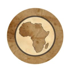 Africa Tag Small
