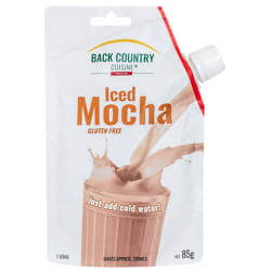 Back Country Iced Mocha Smoothie
