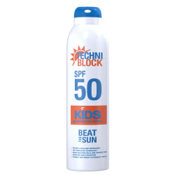 Techniblock SPF 50 Kids Spray