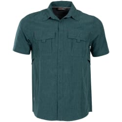 First Ascent Men's Nueva Short Sleeve Shirt
