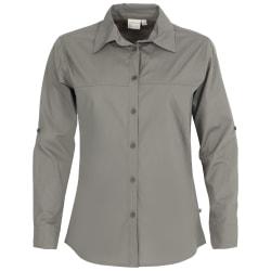 African Nature Women's Vent Long Sleeve Shirt