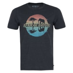 African Nature Men's Sunset Tee