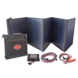 SnoMaster 125W Folding Solar Panel