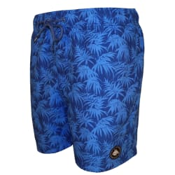 Hi-Tec Men's Palm Print Swim Short
