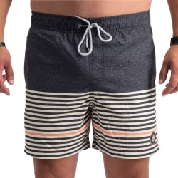 Hi-Tec Men's Nautical Stripe Swim Short