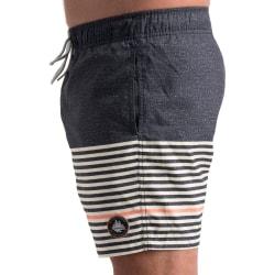Hi-Tec Men's Nautical Stripe Swim Short