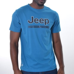 Jeep Men's Logo Print Tee