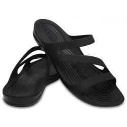 Crocs Swiftwater Sandal Women's(Black)