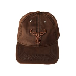 Wildebees waxed distressed Cap