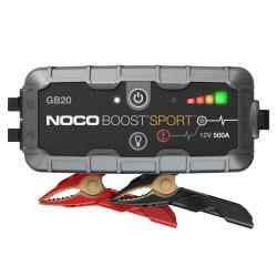 NOCO GB20 12V 500 Amp UltraSafe Lithium Jump Starter