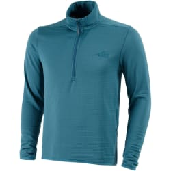 First Ascent Men's Therma Grid 1/4 Zip top
