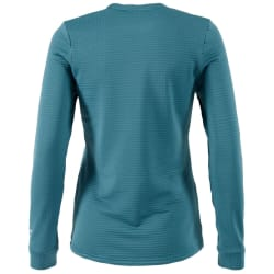 First Ascent Women's Therma Grid Fleece Pullover