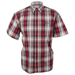 Sterling Men's Check Short Sleeve Shirt
