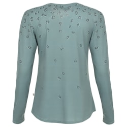 African Nature Women's Cover Leopard Long sleeve Tee