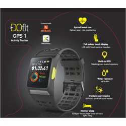 Dofit Activity Tracker GPS1
