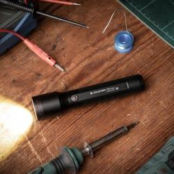 Led Lenser P7R Core Rechargeable Torch