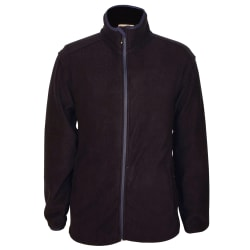 African Nature Men's Essential Fleece Zip Through Jacket