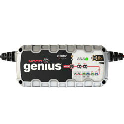 Noco Genius G26000 12V & 24V 26A Battery Charger with JumpCharge