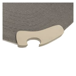 Kakiebos Bottle Opener Oval Badge Cap