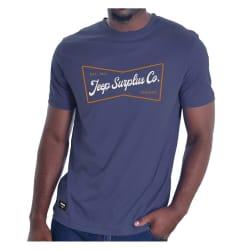 Jeep Men's Basic Print Tee