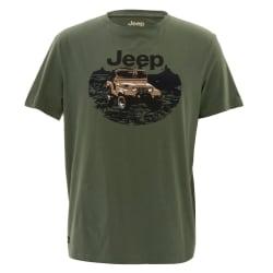 Jeep Men's Seasonal Graphic Tee