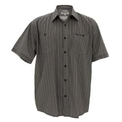 Sterling Men's Striped Short sleeve Shirt